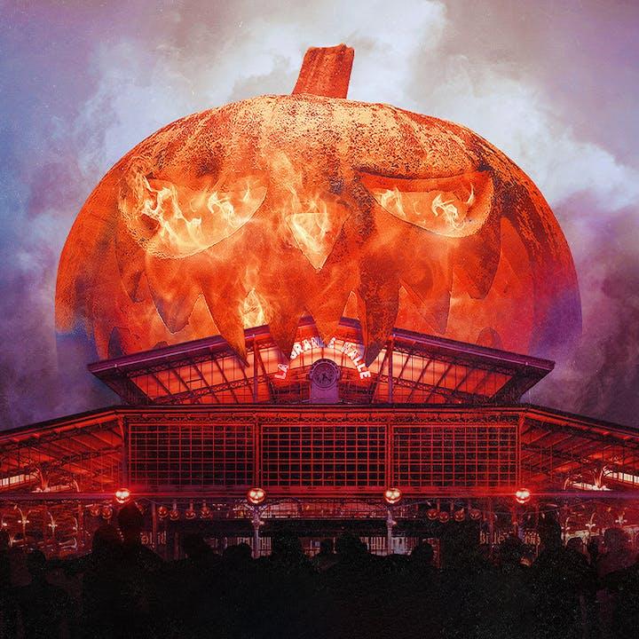 Manoir Halloween Festival à la Grande Halle de la Villette