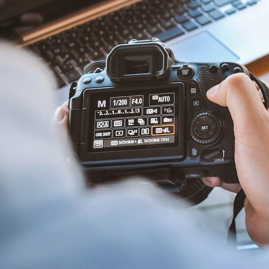 Curso online de fotografia digital para principiantes