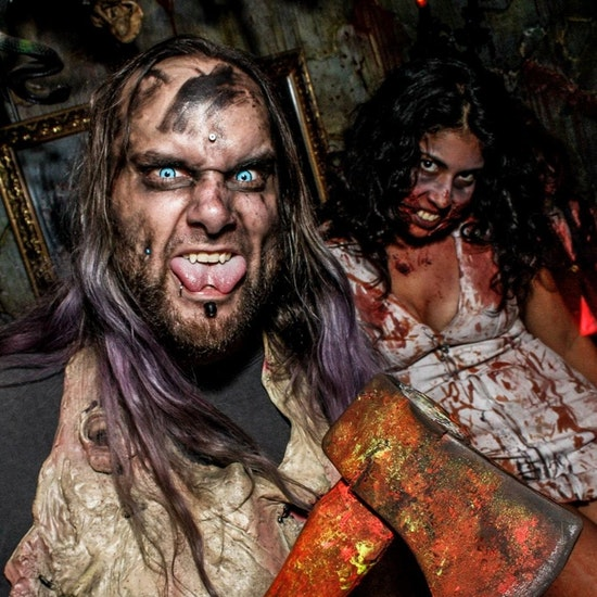 Blood Manor: NYC's Premier Haunted Attraction