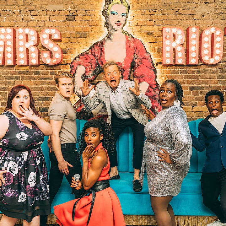 Musical Mondays at Mrs Riot with West End Stars