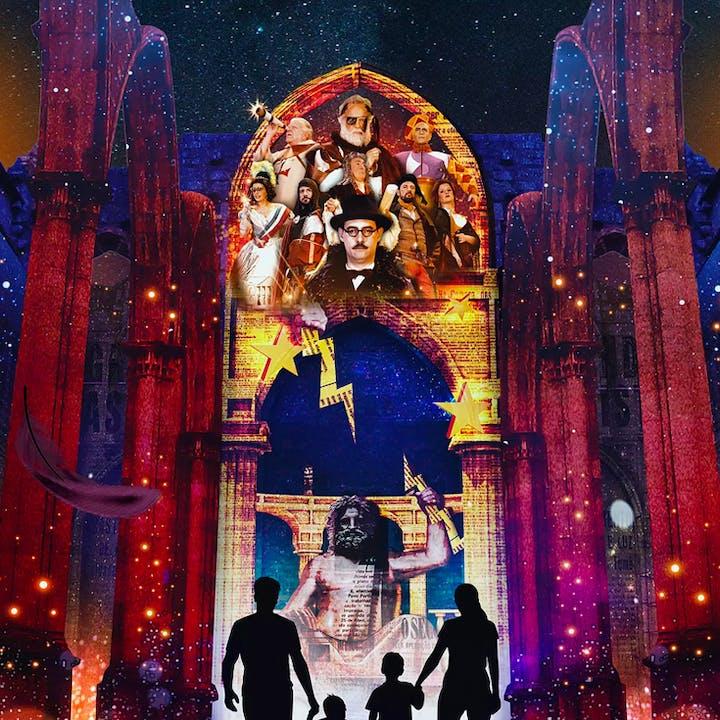 Lisbon Legends, The Immersive Experience: As lendas da cidade!
