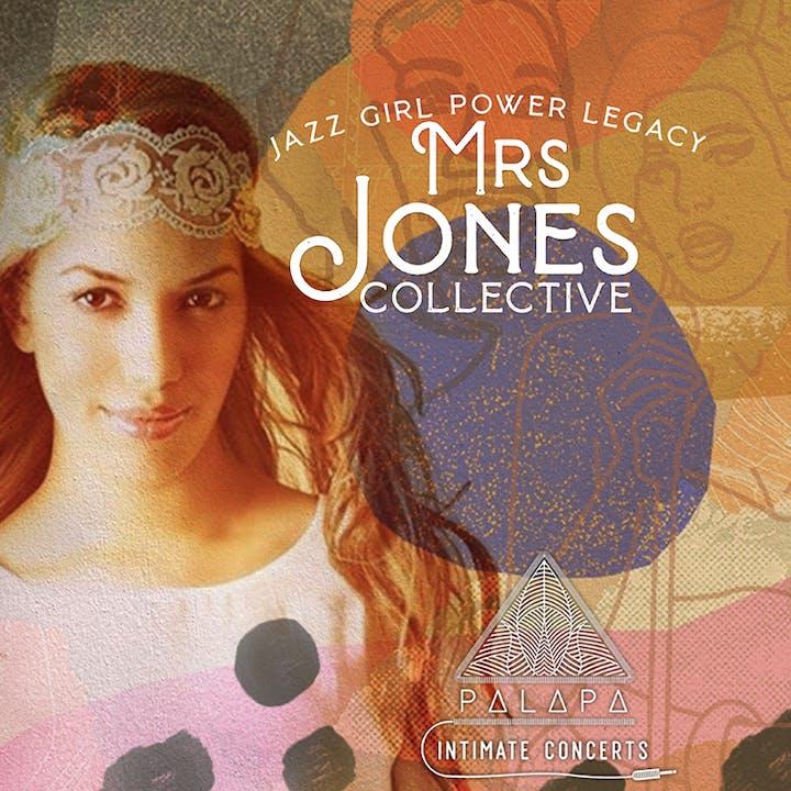 Mrs. Jones Collective: Intimate Open-Air Jazz Concert