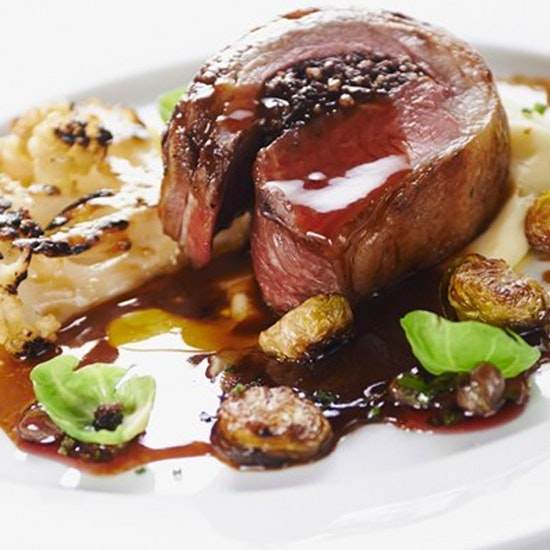 2 Courses & Music at Boisdale Canary Wharf