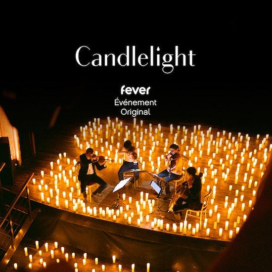 Candlelight: Musiques de films à la lueur des bougies