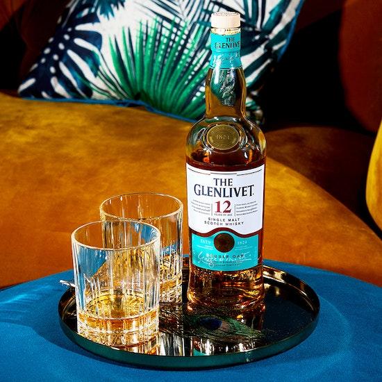 Online Whisky Tasting & Glenlivet Whisky Kit Delivered