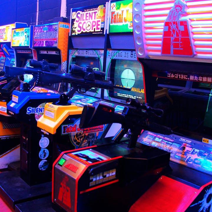 Arcade Planet: 4 horas en el recreativo más grande de España