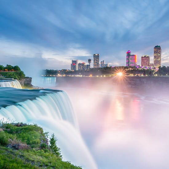 3 Day Best Of The Border Tour From New York City Niagara