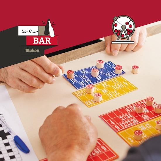 Bingo y Risas en Madrid - WeBar Mahou