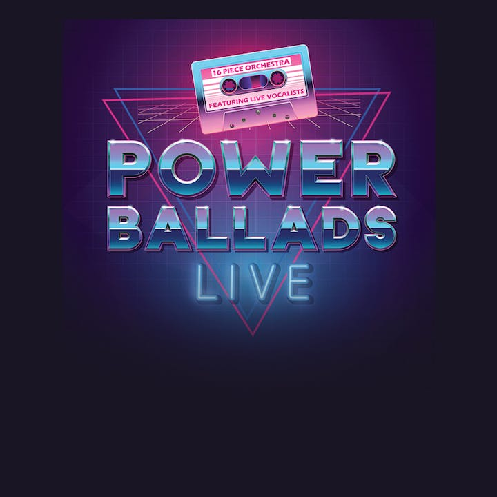 Power Ballads Live! Drive In Theatre