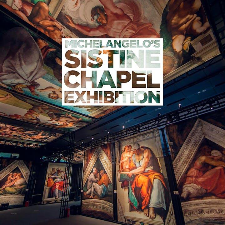 Michelangelo's Sistine Chapel: The Exhibition - Omaha