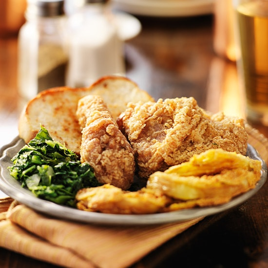 Chicago's Chicken Rumble Soul Food Festival
