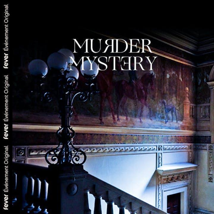 Murder Mystery : Enquête immersive dans un hôtel particulier