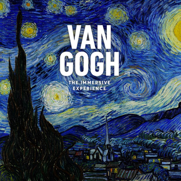 Van Gogh: The Immersive Experience - Waitlist