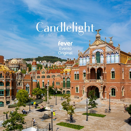 Candlelight Open Air: Tributo a Ludovico a la luz de las velas en Sant Pau