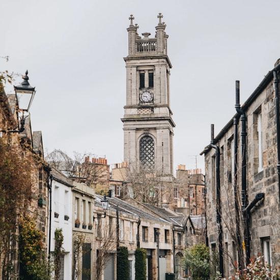 Tour online en Edimburgo de películas mágicas