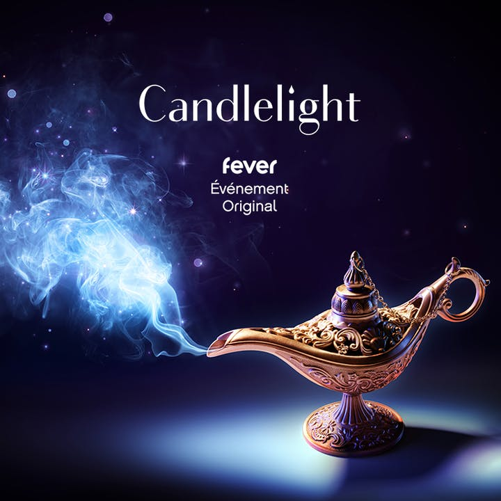 Candlelight : Musiques de dessins animés à la bougie