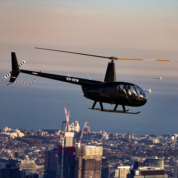 Melbourne Helicopter Scenic Flights