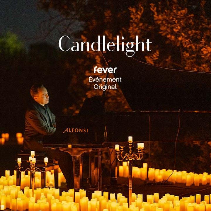 Candlelight : Musiques d'Animes, Piano à la bougie