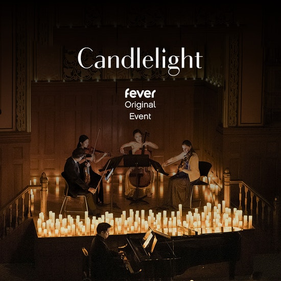Candlelight Special: Celebrating 250 Years of Beethoven - NYC