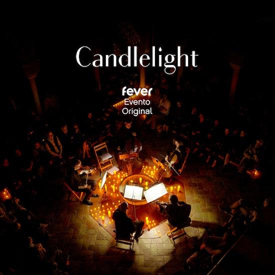 Candlelight: las mejores obras de Mozart a la luz de las velas