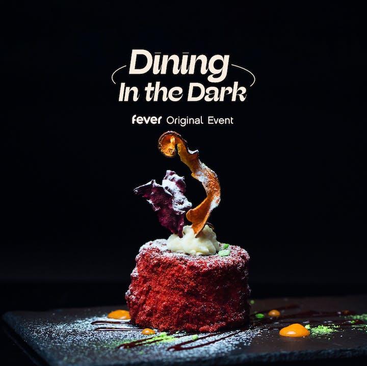 Dining in the Dark at Upper Larimer