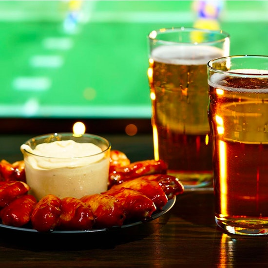 Monday Night Football, Beer, & Wings Package at Wicked Willy's