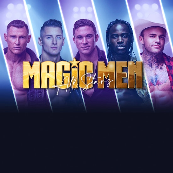 Feel The Magic: Magic Men Live