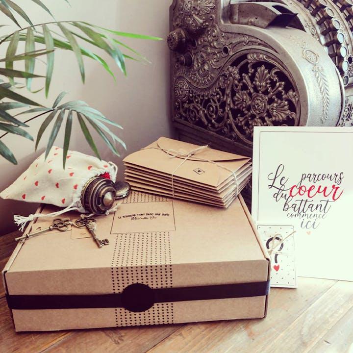 Déclare ton amour de façon originale avec une box personnalisée !