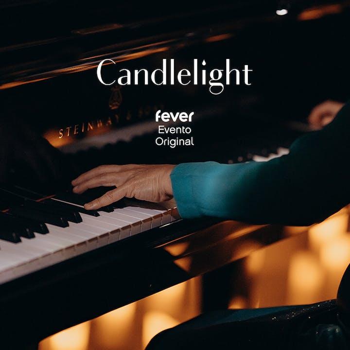 Candlelight con cena: Tributo a Ludovico bajo la luz de las velas