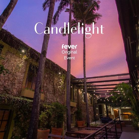 Candlelight Garden Premium: O melhor de Tchaikovsky à luz de velas