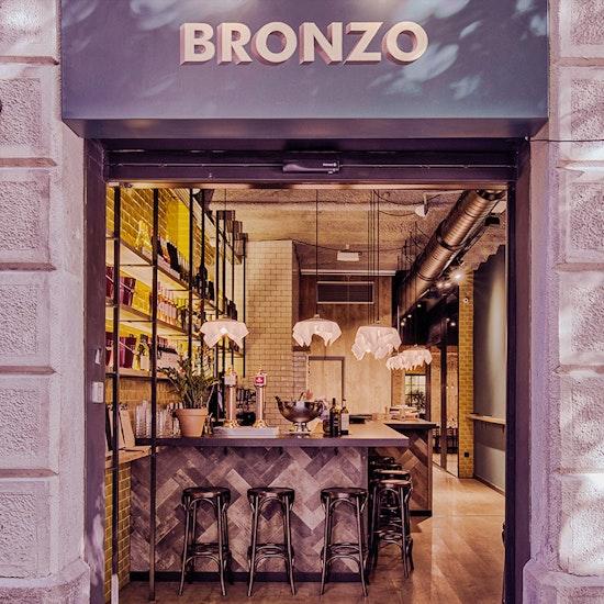 Bronzo: una taberna veneciana en Barcelona