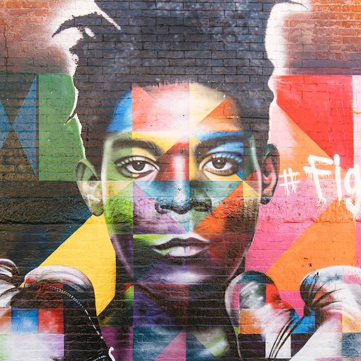 Street Art of Brooklyn City Exploration Game